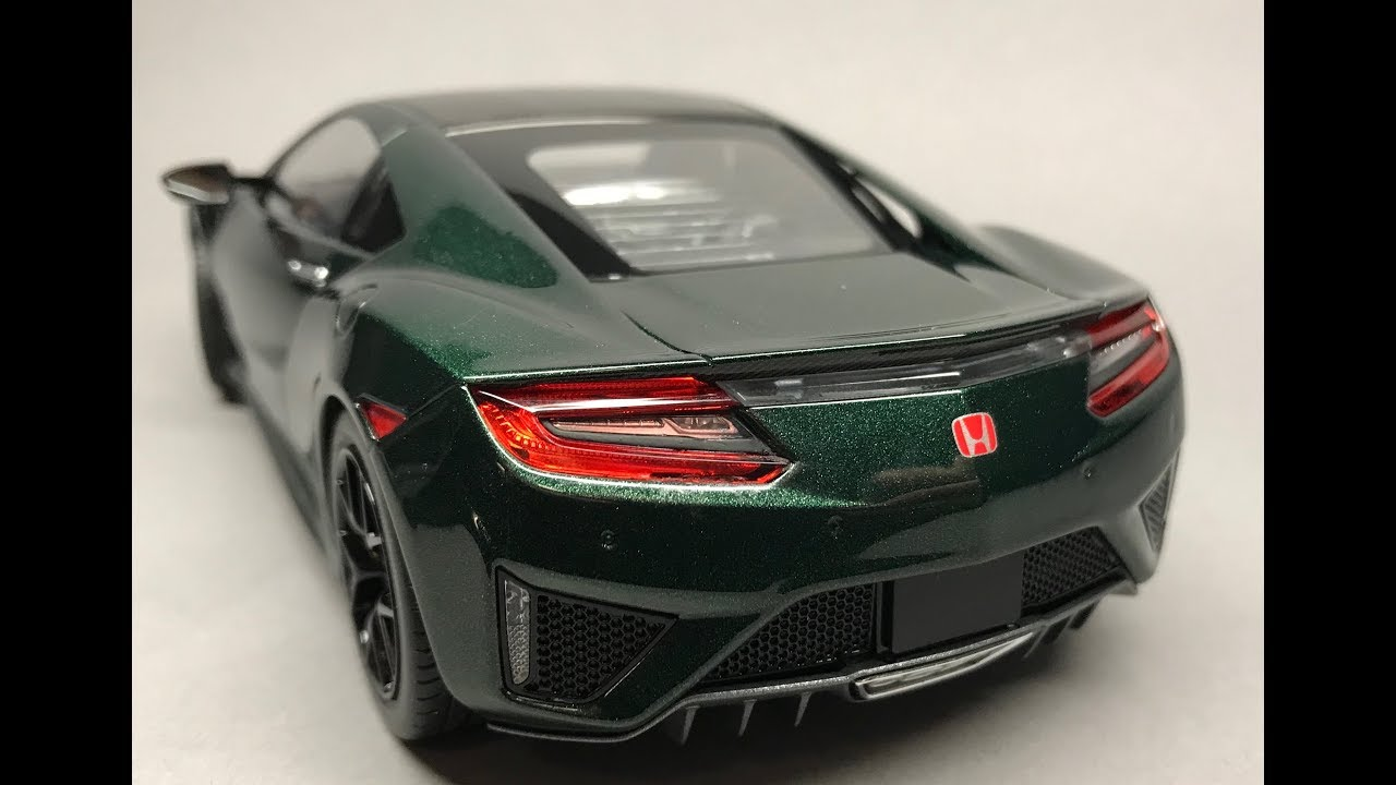 Tamiya: Honda/Acura NSX Full Build Step by Step