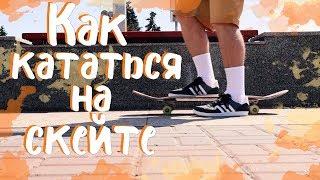 SKATEOLOGY: КАК КАТАТЬСЯ НА СКЕЙТЕ, КРУЗЕРЕ, ЛОНГБОРДЕ? || valeriydeyev
