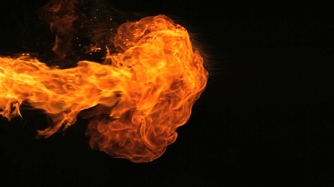 Slow Motion Fire Hd Motion Background Youtube