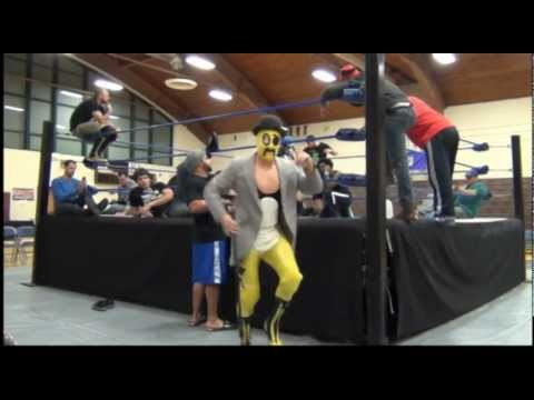 Harlem Shake (Wrestling Is Art edition)