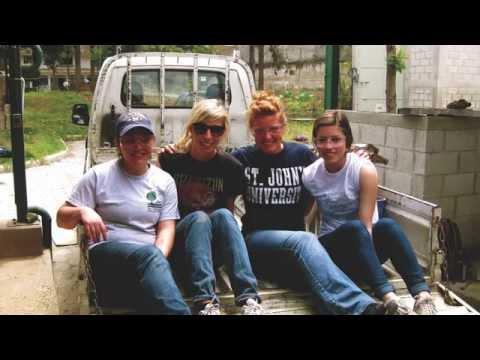 Mary Volunteers in Guatemala (Psychology major)