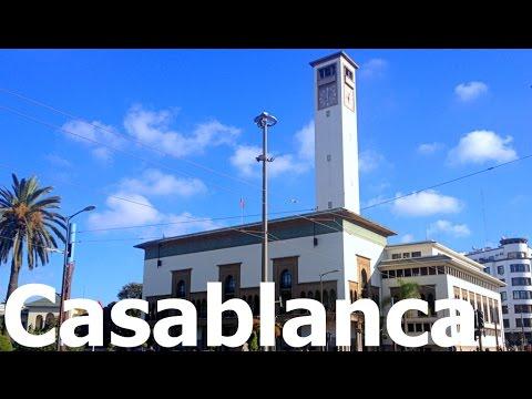 Casablanca : Visite des repères de la ville  الدار البيضاء