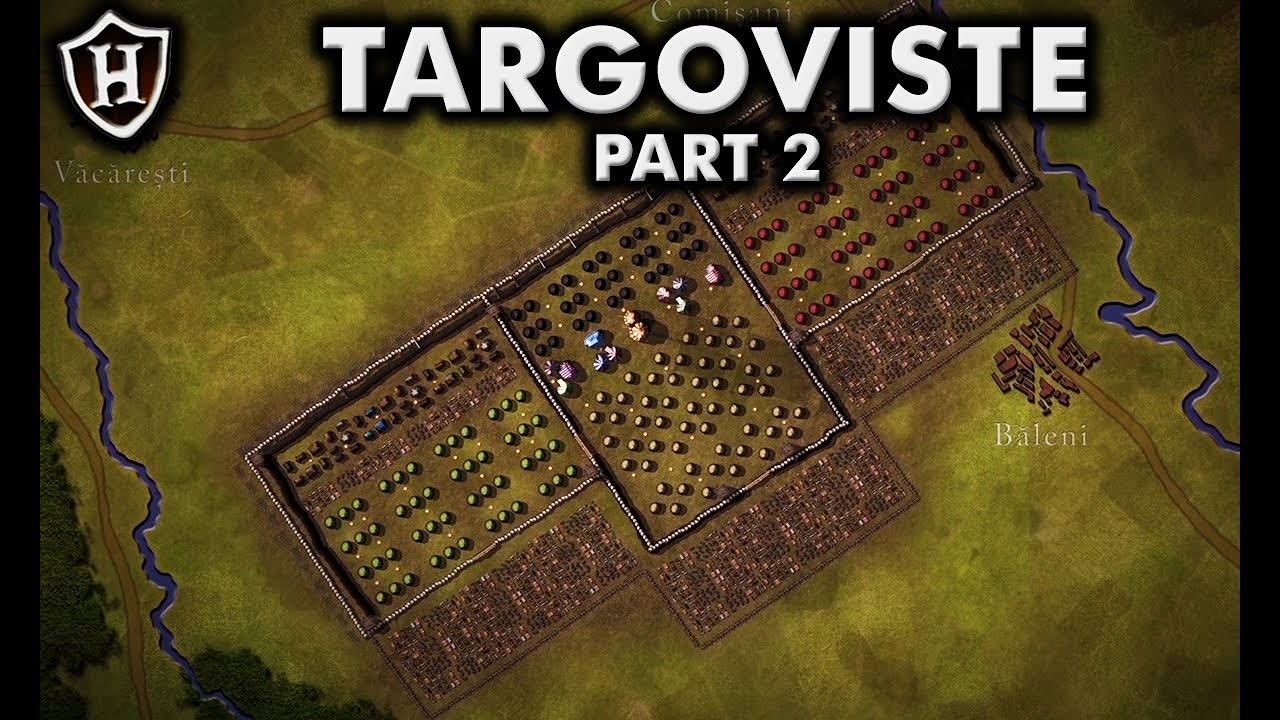 Battle Of Targoviste (Part 2/2) - The Night Attack, 1462