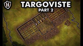 Battle Of Targoviste (Part 22) - The Night Attack, 1462