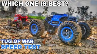 Rc Rock Crawler Vs Rc Monster Truck - Rc Cars Comparison
