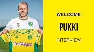 Teemu Pukki Joins Norwich City