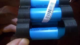 Gunoh batareya screwdriver bir Zenit-18 Li M1 Pro