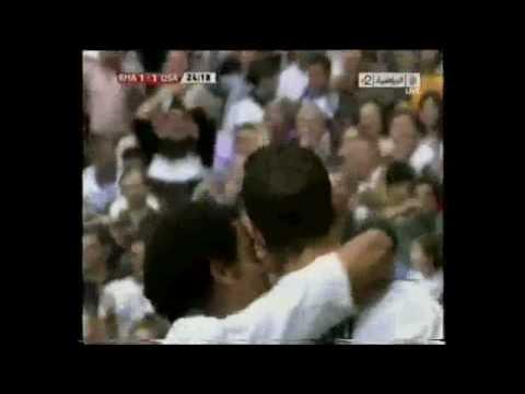 ريال مدريد 3 - 2 اوساسونا 2010 الجزيره الرياضيه HD