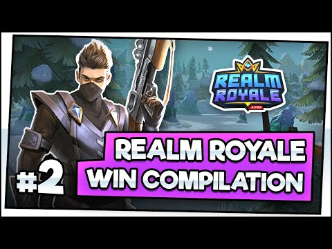 WIN COMPILATION #2!! Realm Royale Masters Gameplay