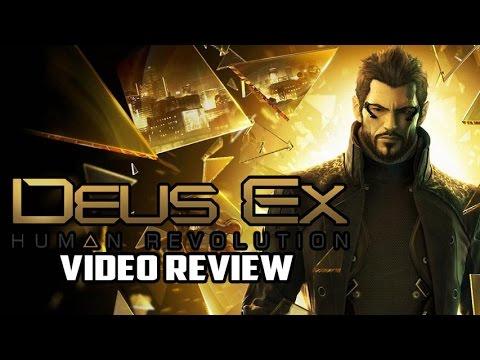 Deus Ex: Human Revolution PC Game Review