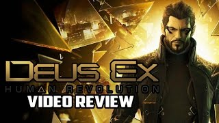 Deus Ex: Human Revolution PC Game Review