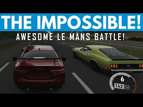 Forza 7│When The Impossible Happens!