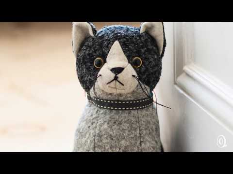 Dora Designs | Whimsical Animal Doorstop