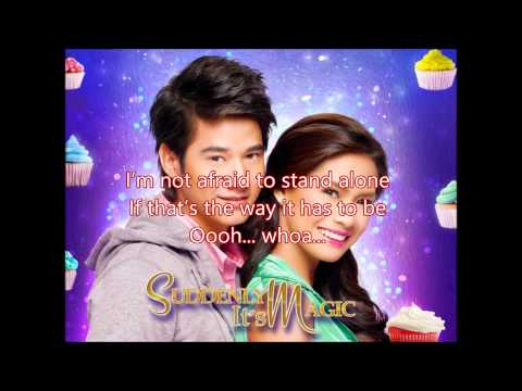 Erik Santos & Angeline Quinto - Suddenly It's Magic [Studio Version with lyrics]
