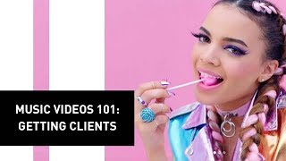 Music Videos 101: Getting Clients | Director Mike Ho