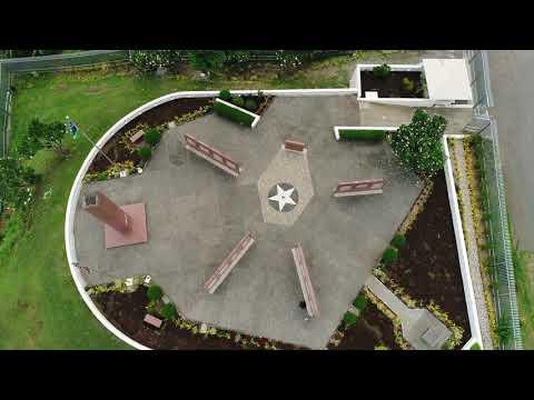 Guadalcanal Solomon Islands American War Memorial