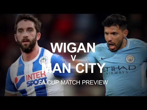 Wigan v Manchester City  wigan