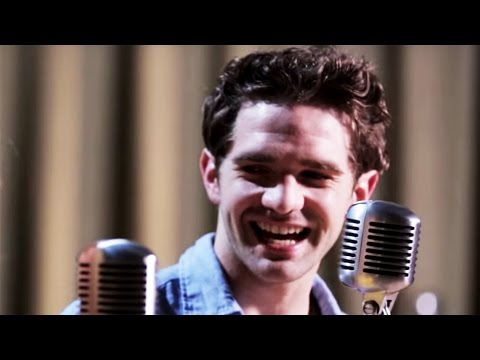 Newsies Cast | A Dream Is A Wish Your Heart Makes | Disney Playlist Sessions