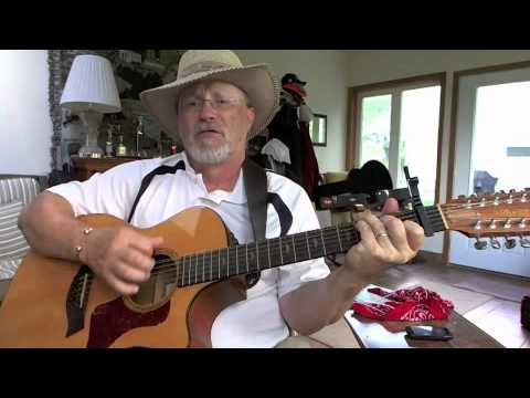 858 - Cotton Jenny - Gordon Lightfoot - acoustic cover by George Possley
