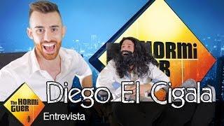 El Hormiguero 3.0 - Entrevista a Diego El Cigala (Tumamametoca Parodia)