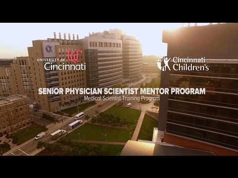 Senior Physician Scientist Mentor Program | University of Cincinnati & Cincinnati Children's