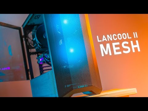 Air Cooling PERFECTION - Lancool II Mesh Case Review