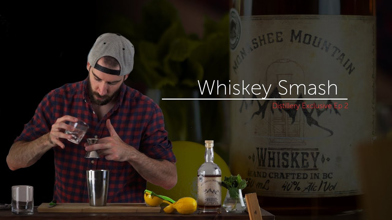 After Dark Distillery Whiskey Smash - Distillery Exclusive Ep 02