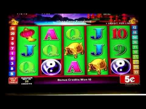 ***HUGE WIN*** SHINA SHORES 200 free games at SAN MANUEL INDIAN CASINO 11/22/2014