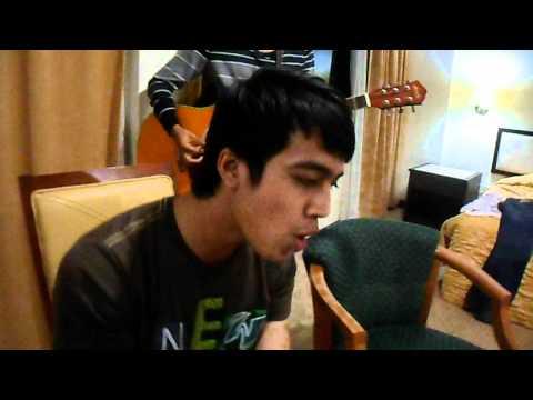 Ohh! ALIFF AZIZ nyanyi akustik JANGAN GANGGU PACARKU laa!