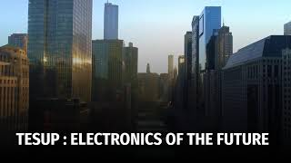 Tesup EcoBoost Scooter
