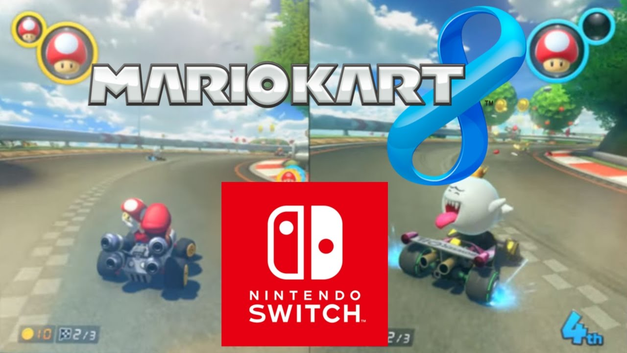 Image result for mario kart switch