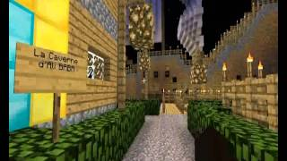 Apophis Minecraft