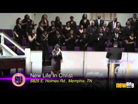 Bishop Kevin B. Willis, Sr. & New Life of Memphis Music Ministry