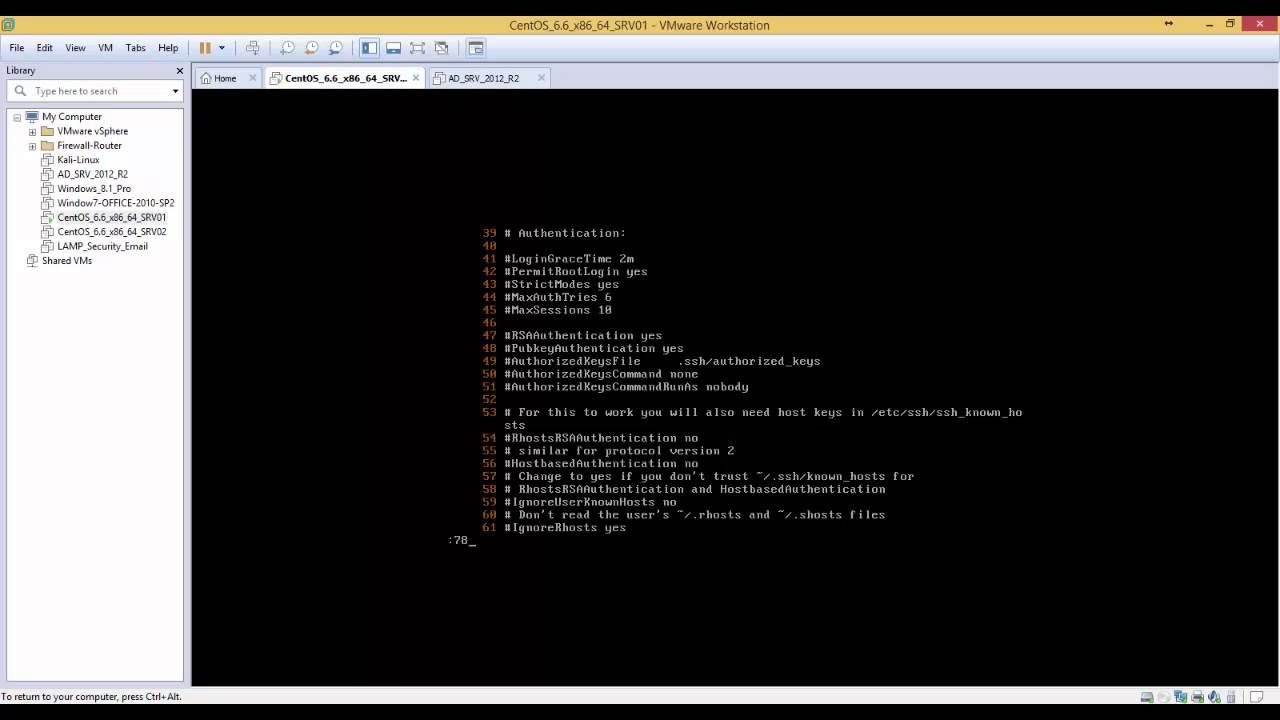 Bai 2: Hướng dẫn sử dụng text editor vi trong linux