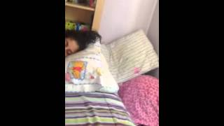 Sleeping Mommy Pranks