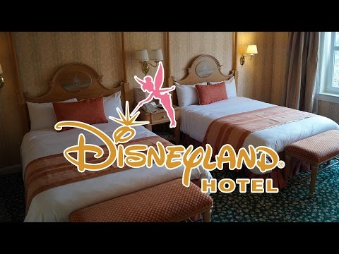 Disneyland Hotel - Tour of a Standard Room - Disneyland Paris Hotels - Full HD Video