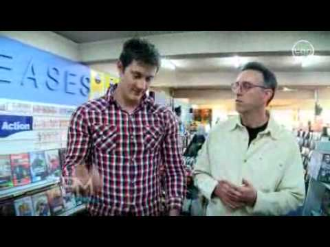 Tony Martin and Ed Kavalee Reunite At A Video Store_7PM Project.flv