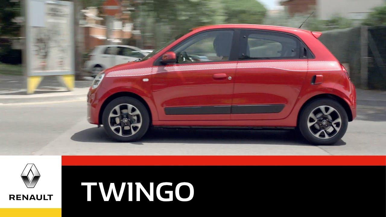 Novi Renault Twingo Youtube