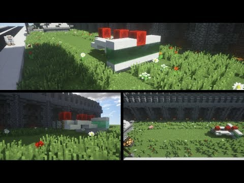 Comment Faire Un Tracteur Minecraft Fonctionnel