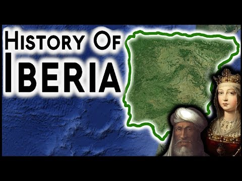 The History of The Iberian Peninsula