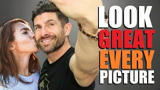 7 Tricks to Look BETTER in EVERY Picture!