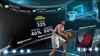 NBA 2K13 - Cheat Code: Sprite Effect +3 Ball Handling