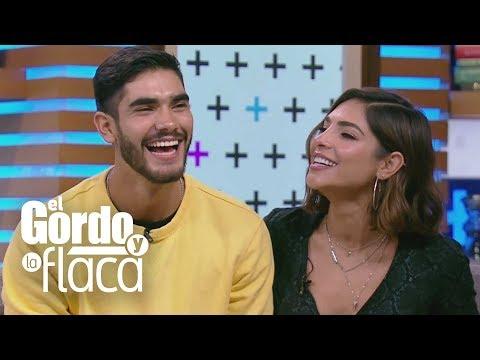 Alejandra Espinoza encontró en su hermano el mejor ejemplo para que Matteo le haga caso   GYF