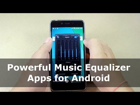 2 Powerful Android Music Equalizer Apps