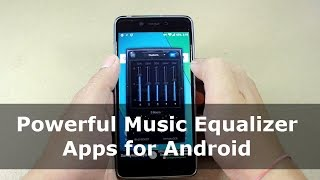 Video 2 Powerful Android Music Equalizer Apps download MP3, 3GP, MP4, WEBM, AVI, FLV Mei 2018