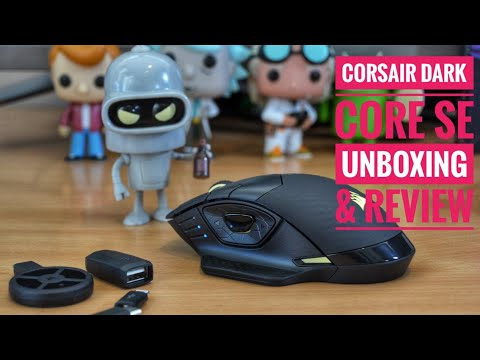 The Best Wireless Gaming Mouse?   Corsair Dark Core RGB SE
