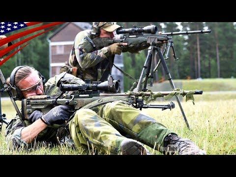 【スナイパーライフル特集】欧米の精鋭スナイパーと狙撃銃を紹介・欧州スナイパー競技会2019