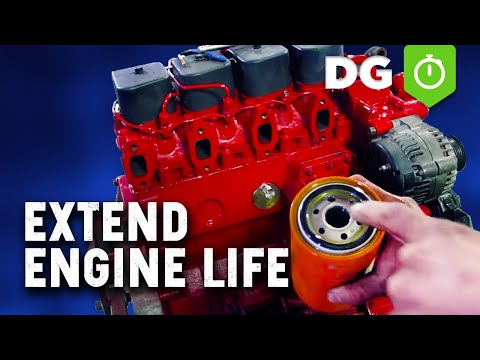Engine Oil Maintenance Tips: Extend The Life Of Your Engine - YouTube