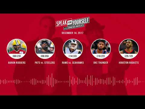 SPEAK FOR YOURSELF Audio Podcast (12.14.17) with Colin Cowherd, Jason Whitlock | SPEAK FOR YOURSELF