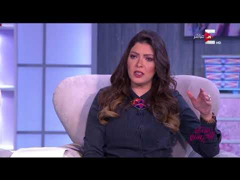 ست الحسن - بداية المطربة -إيناس عزالدين- الغناء قبل عملية التخسيس  - 14:20-2018 / 1 / 21